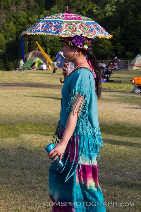 Rainbow Sunbrella